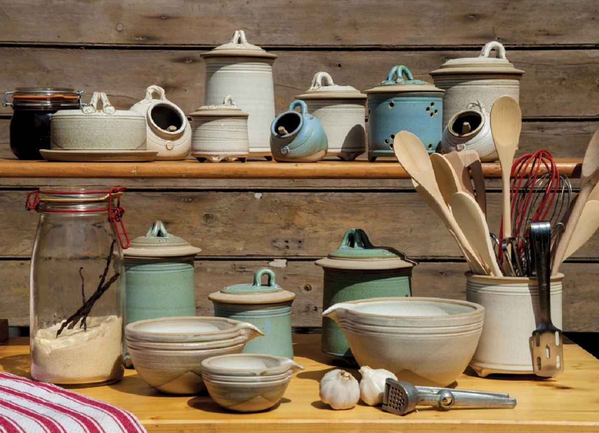 Consall Forge Pottery